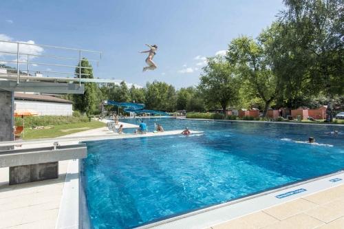 Schwimmbad Ilanz GR