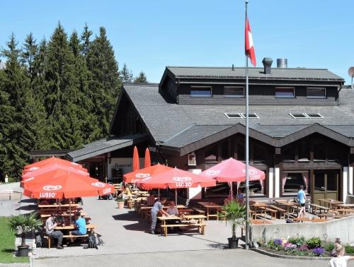 Restaurant Rossweid, Sörenberg