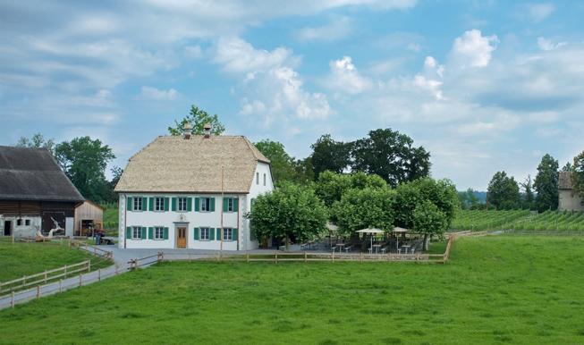 Inselrestaurant Ufenau