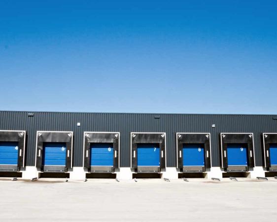 Pager-Rufsystem für die Logistik